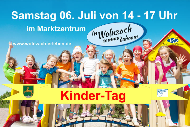 Kindertag in Wolnzach 2019